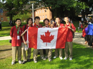 Canadian Math Students Win Olympiad Gold, Silver and Bronze Medals
