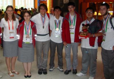 2011 International Mathematical Olympiad Results